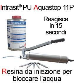INTRASIT® PU-Aquastop 11P